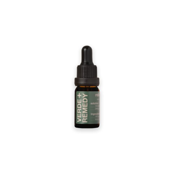 Relief Oil (raw) - 2000mg